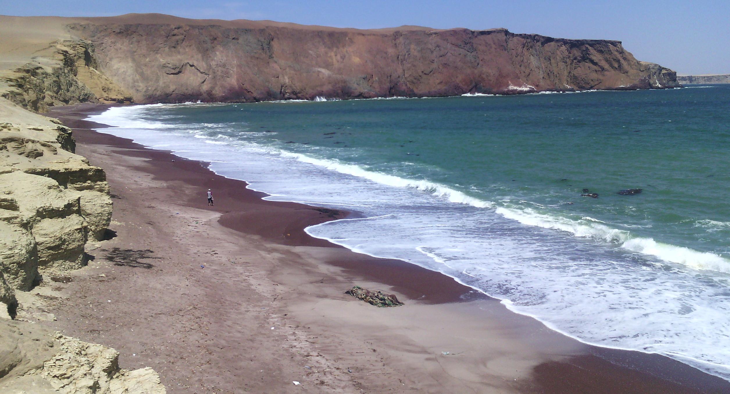 playa-roja